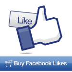 Buy Facebook likes for website